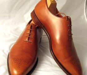Men Brown Oxford Gen..